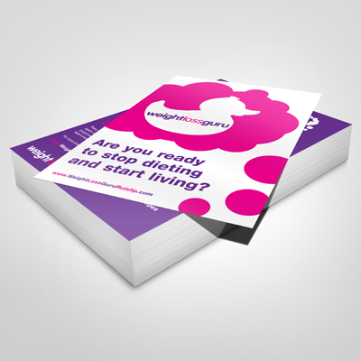 next day flyer printing quadrant print
