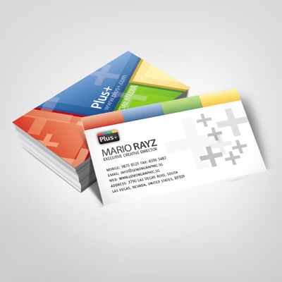 Matt Laminated Cheap Business Card Printing Uk