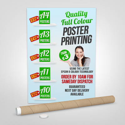 Cheap poster board printing