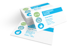 Customise your own business card online uk designer cards reheart Images